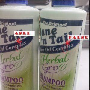 harga shampo kuda asli dan palsu