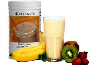 harga susu herbalife healthy meal