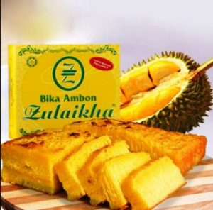 harga bika ambon zulaikha rasa durian