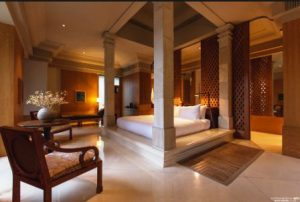 harga fasilitas kamar amanjiwo resort