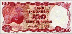 harga uang lama seratus rupiah