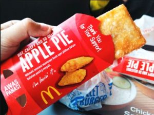 Harga Apple Pie Mcd