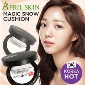 Harga Bedak April Skin Korea