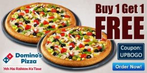 Harga Domino's Pizza Buy 1 Get 1