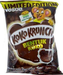 Harga Koko Krunch Sachet
