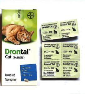 Harga Obat Cacing Kucing