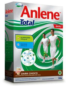 Harga susu Anlene di Alfamart 2018