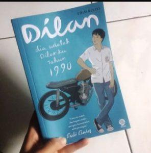 harga novel Dilan 1991 di Gramedia