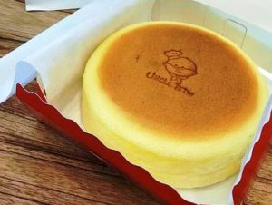 harga uncle tetsu cheese tart
