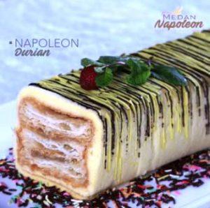 Harga Kue Napoleon medan