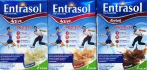 harga susu entrasol peninggi badan