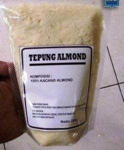 harga tepung almond terbaru