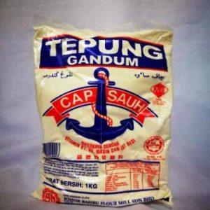 harga tepung gandum cap sauh