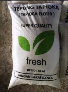 harga tepung tapioka per kg