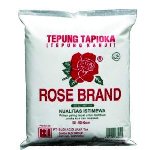 harga tepung tapioka rose brand