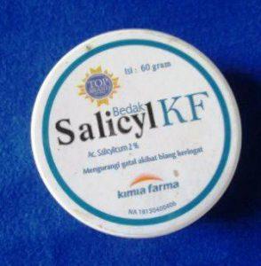 Harga Bedak Salicyl