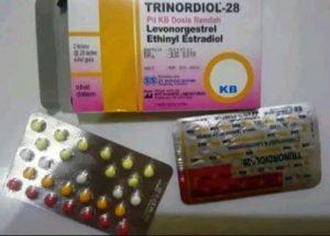 Harga Pil KB Trinordiol-28
