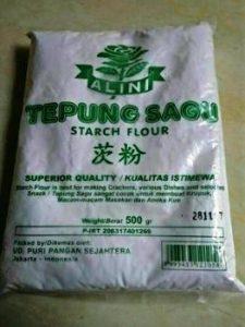 Harga Tepung Sagu