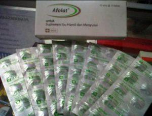 harga afolat di apotik