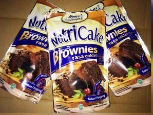harga nutricake brownies