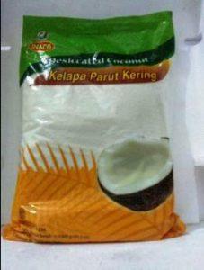 harga tepung kelapa per kg