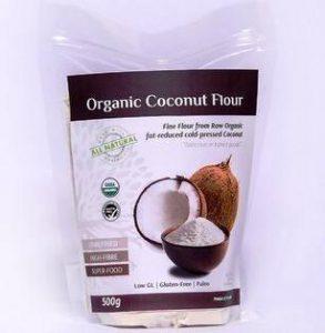 harga tepung kelapa terbaru