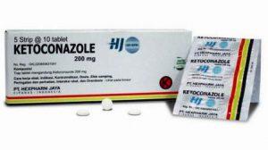 Harga Ketoconazole