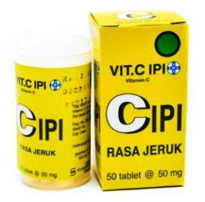 harga vitamin c ipi di apotik