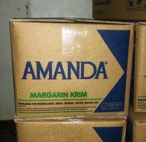 Harga Mentega Amanda 15 Kg