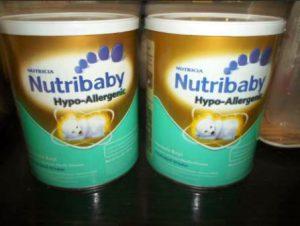 Harga Susu Nutribaby Hypoallergenic