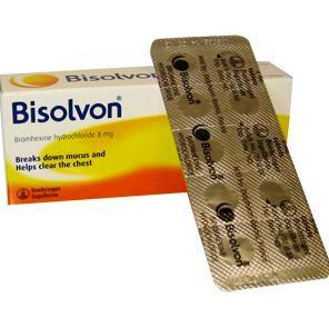 harga bisolvon tablet