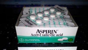 harga obat aspirin di apotik