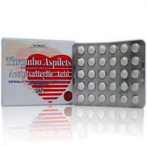 harga obat thrombo aspilet