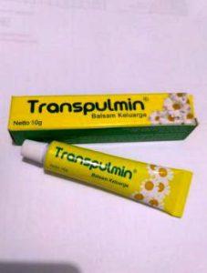 harga transpulmin bb 10 gr