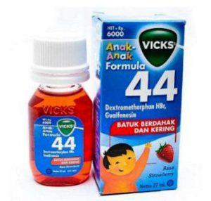 harga vicks 44 anak