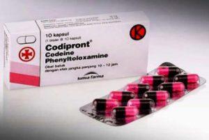 Harga Codipront Tablet