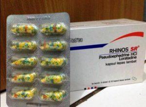 Harga Obat Rhinos