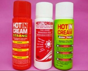 Harga Hot In Cream