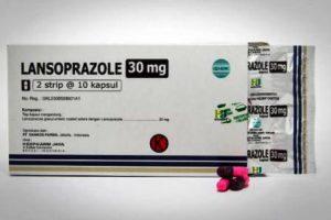 Harga Obat Lasgan Lansoprazole 30 Mg
