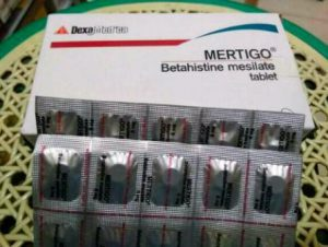 Harga Obat Mertigo