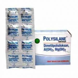 Harga Polysilane Tablet