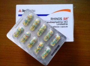 harga Obat Antihistamin Rhinos