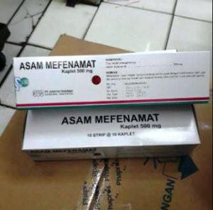 Harga Asam Mefenamat 1 Box
