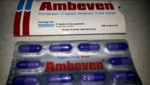 Harga Obat Ambeven