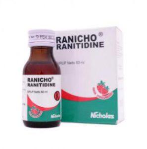 Harga Ranitidine Syrup