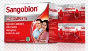 Harga Sangobion