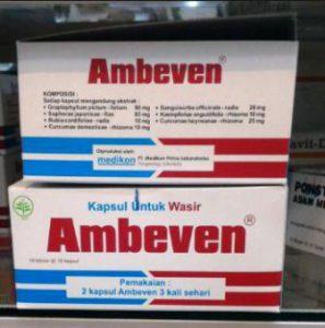 harga obat ambeven terbaru