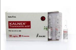Harga Obat Kalnex Injeksi 50 Mg