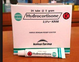 harga hydrocortisone cream