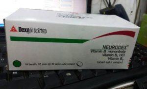 harga neurodex di apotik